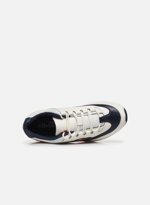 Sneakers Ellesse Sparta Lthr Bianco immagine sinistra