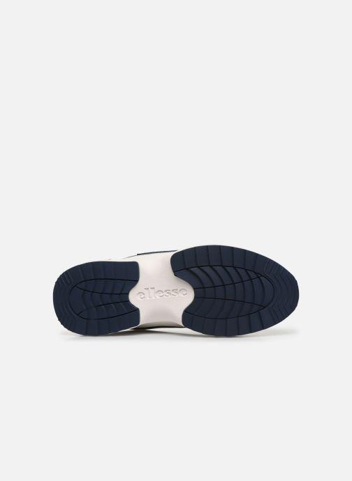 Sneakers Ellesse Sparta Lthr Bianco immagine dall'alto