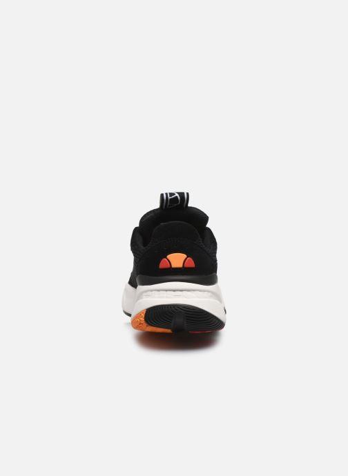Sneakers Ellesse Massello Synt Nero immagine destra