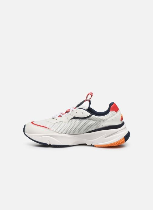 Sneakers Ellesse Massello Synt Bianco immagine frontale