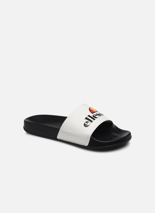 Sandales et nu-pieds Ellesse Filippo Synt Blanc vue détail/paire