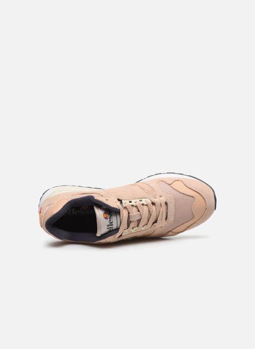 Sneaker Ellesse 147 Sued W beige ansicht von links