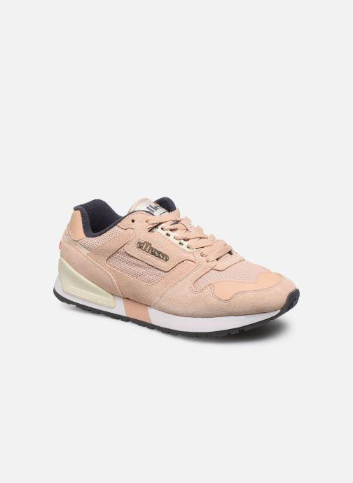 Sneakers Ellesse 147 Sued W Beige detail