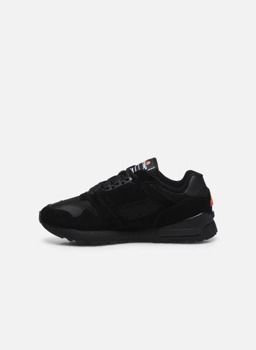 Sneakers Ellesse 147 Sued W Zwart voorkant