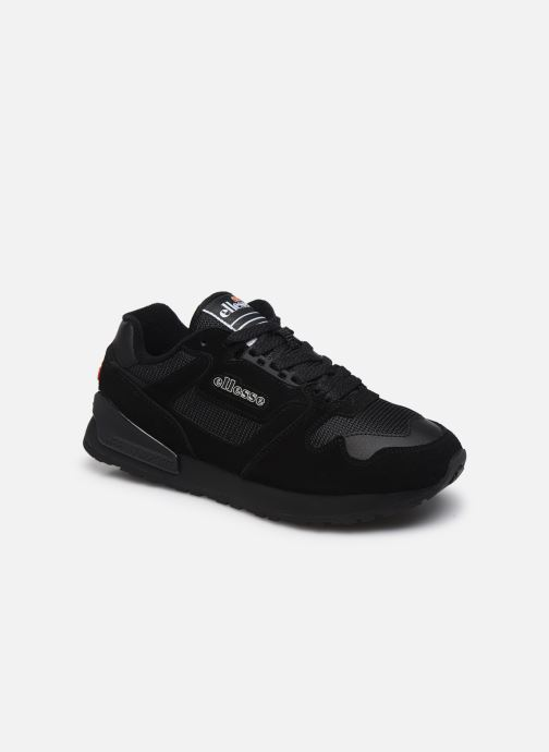 Sneakers Ellesse 147 Sued W Zwart detail
