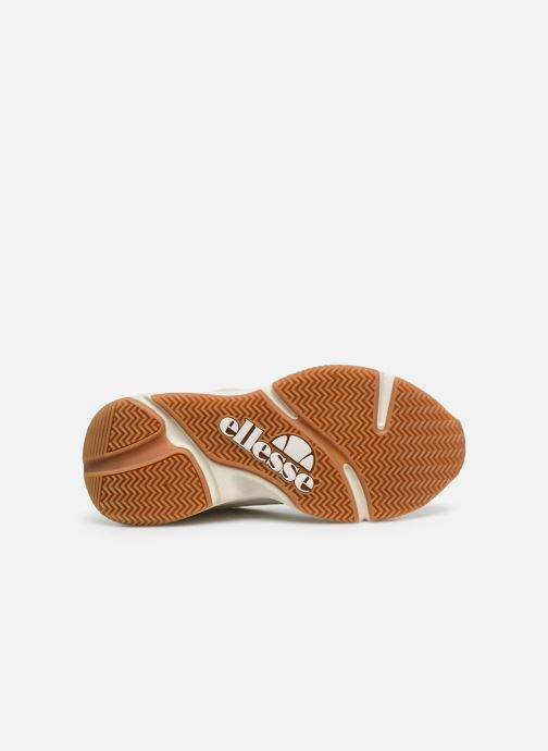 Baskets Ellesse Massello  Sued W Blanc vue haut