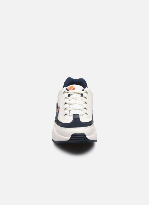 Sneakers Ellesse Sparta Lthr W Bianco modello indossato