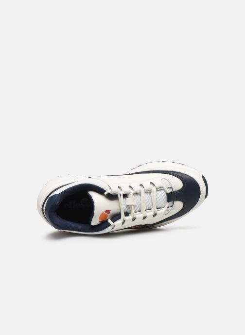 Sneakers Ellesse Sparta Lthr W Bianco immagine sinistra