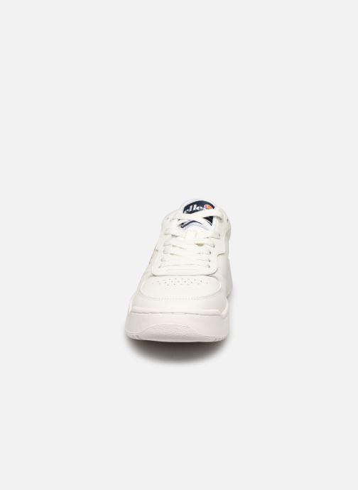 Baskets Ellesse Varese Lthr W Blanc vue portées chaussures