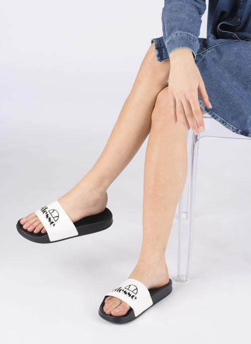Wedges Ellesse Filippo Synt W Wit onder