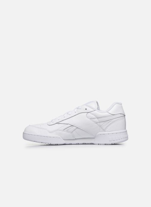 Baskets Reebok Bb4000 Blanc vue face