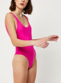 Retro Tank Maillot Ultra Pink