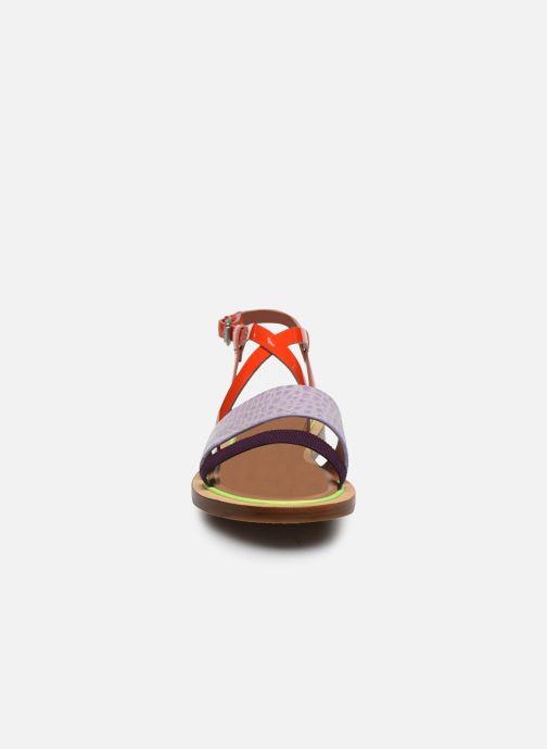 Sandalen PS Paul Smith Eunice mehrfarbig schuhe getragen