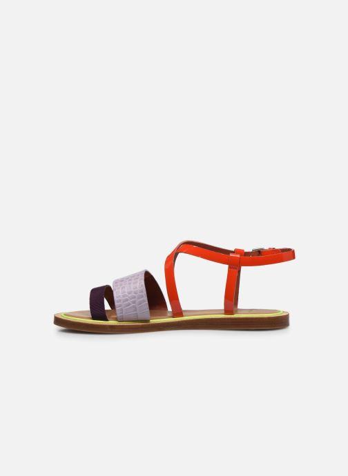 Sandalen PS Paul Smith Eunice mehrfarbig ansicht von vorne