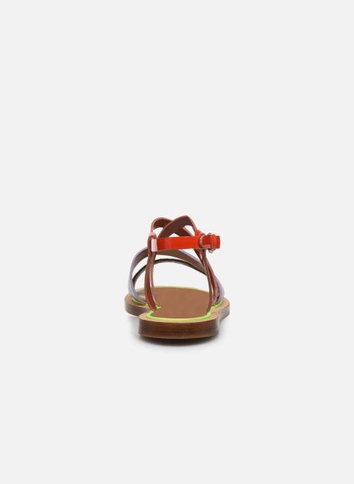 Sandalen PS Paul Smith Eunice mehrfarbig ansicht von rechts