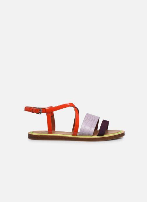 Sandalen PS Paul Smith Eunice mehrfarbig ansicht von hinten