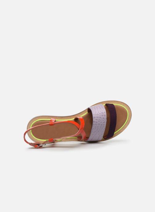 Sandalen PS Paul Smith Eunice mehrfarbig ansicht von links