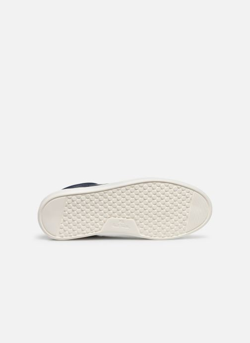 Baskets PS Paul Smith Saturn Bleu vue haut
