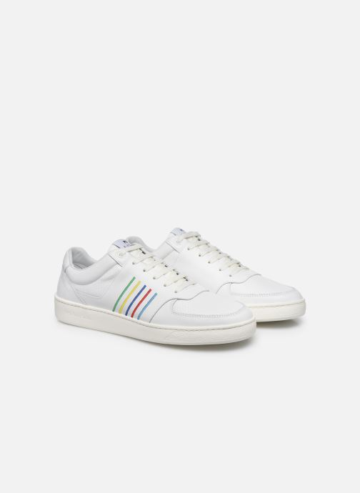 Sneakers PS Paul Smith Saturn Wit 3/4'