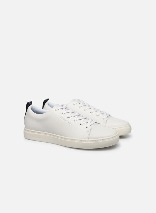 Baskets PS Paul Smith Lee Blanc vue 3/4