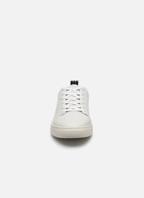 Baskets PS Paul Smith Lee Blanc vue portées chaussures