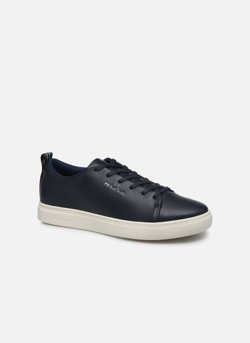 Baskets PS Paul Smith Lee Bleu vue détail/paire