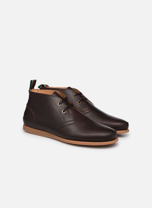 Bottines et boots PS Paul Smith Cleon Marron vue 3/4