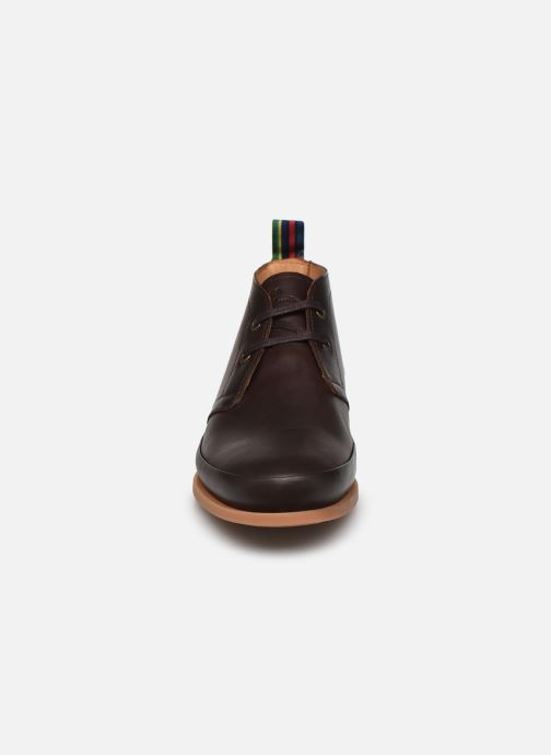 Bottines et boots PS Paul Smith Cleon Marron vue portées chaussures