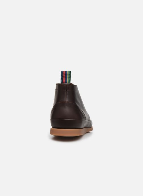 Bottines et boots PS Paul Smith Cleon Marron vue droite