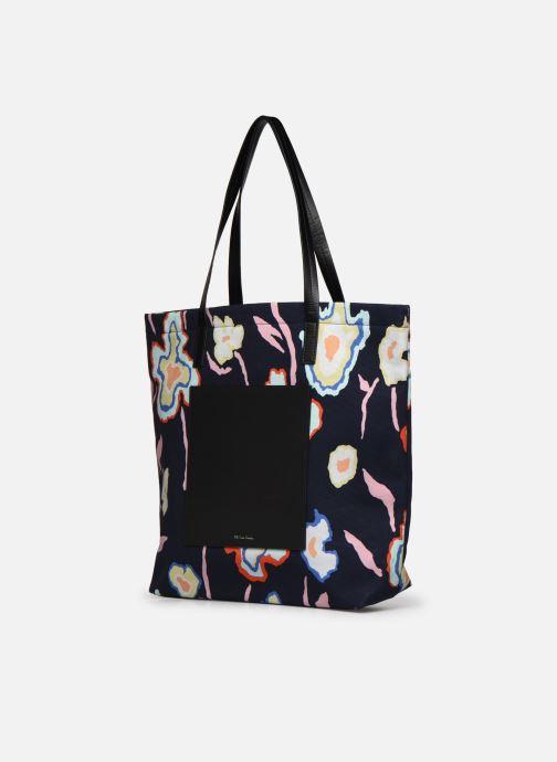 Handtaschen PS Paul Smith Tote Bag Heat blau schuhe getragen