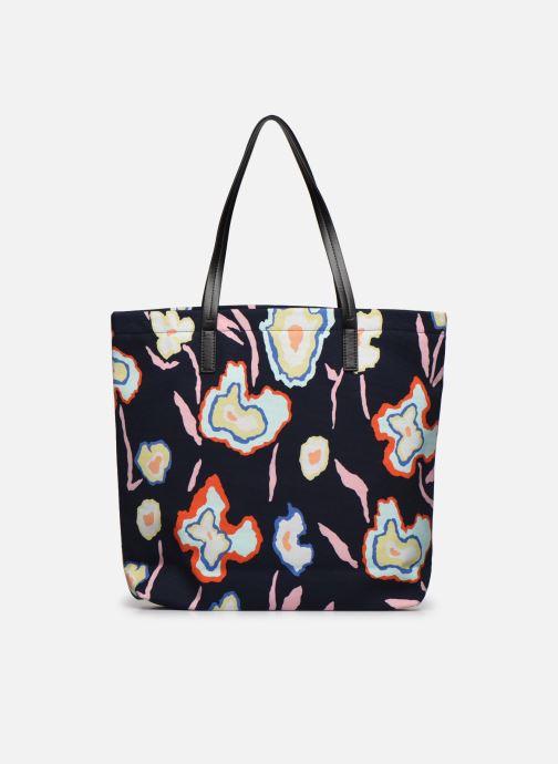 Handtaschen PS Paul Smith Tote Bag Heat blau ansicht von vorne