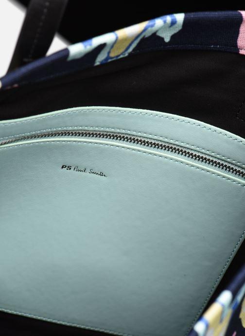 Handtaschen PS Paul Smith Tote Bag Heat blau ansicht von hinten