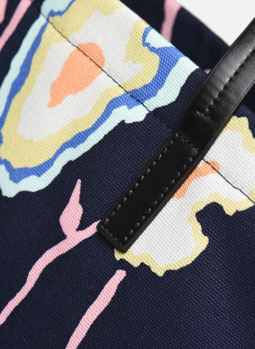 Handtaschen PS Paul Smith Tote Bag Heat blau ansicht von links