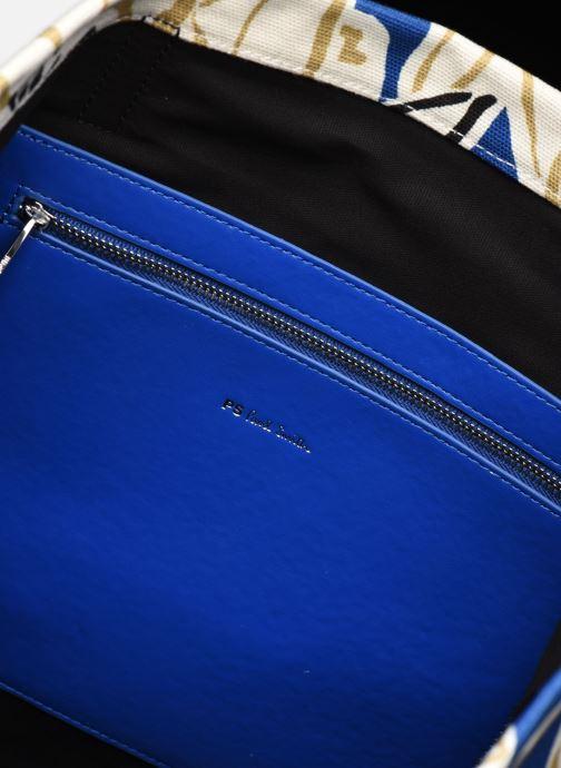 Handtaschen PS Paul Smith Tote Bag Lucky blau ansicht von hinten