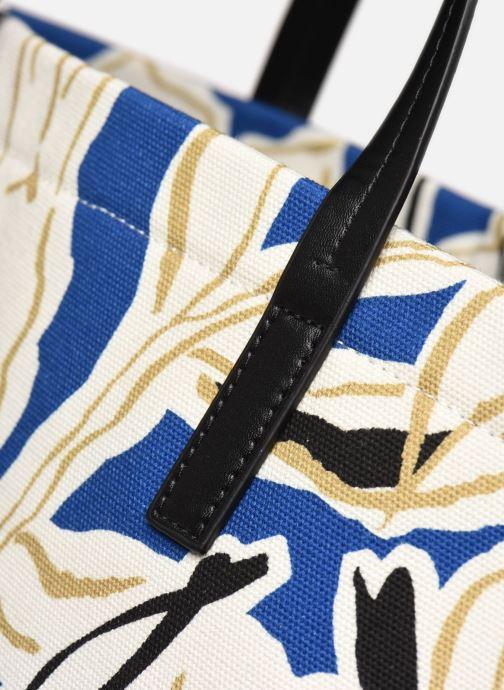 Handtaschen PS Paul Smith Tote Bag Lucky blau ansicht von links