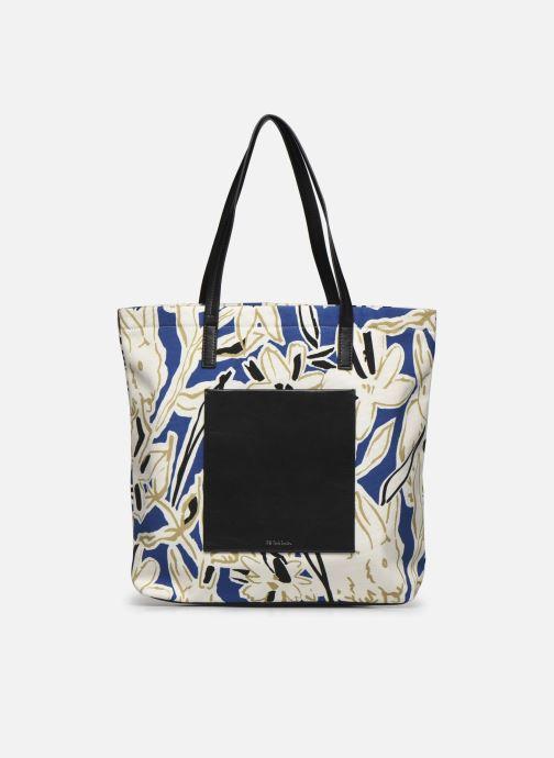 Sacs à main PS Paul Smith Tote Bag Lucky Bleu vue détail/paire