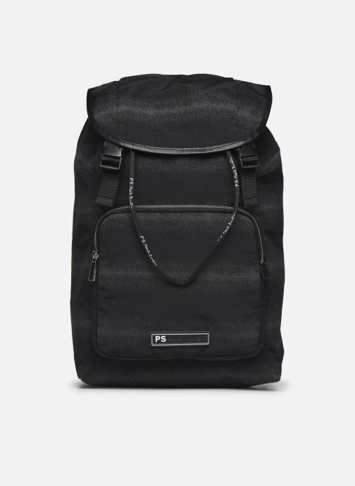 Sacs à dos PS Paul Smith Bag Backpack Wnoise Noir vue détail/paire