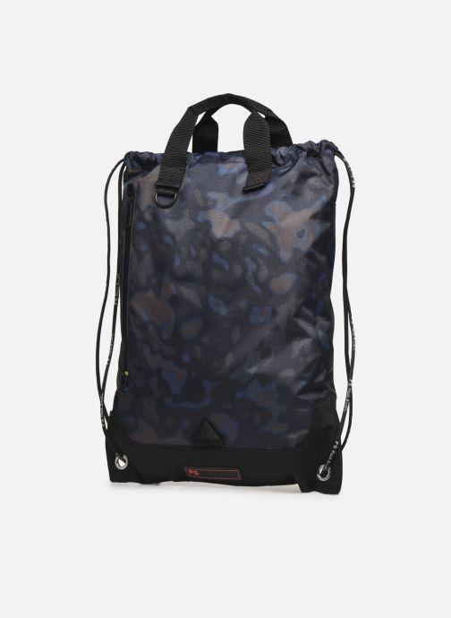 Rucksäcke PS Paul Smith Bag String Heat blau schuhe getragen