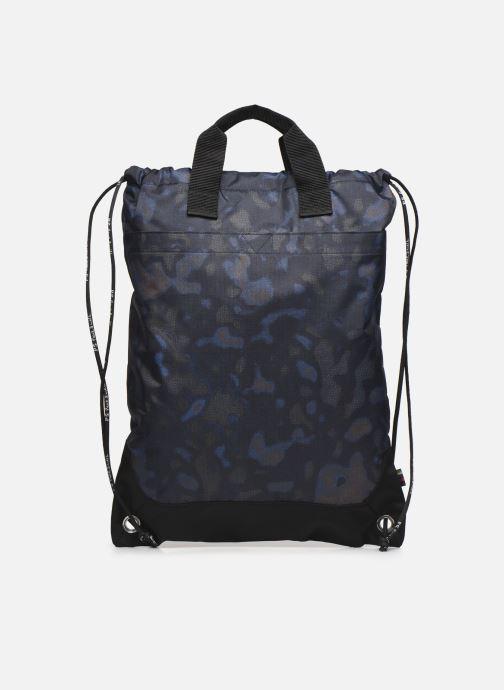 Rucksäcke PS Paul Smith Bag String Heat blau ansicht von vorne
