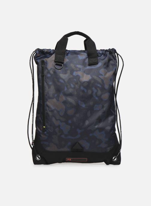 Sacs à dos PS Paul Smith Bag String Heat Bleu vue détail/paire