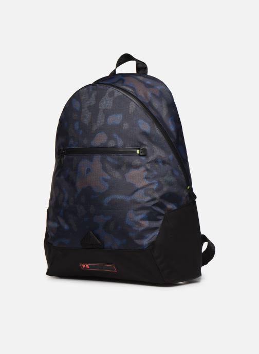 Sacs à dos PS Paul Smith Bag Backpack Heat Noir vue portées chaussures
