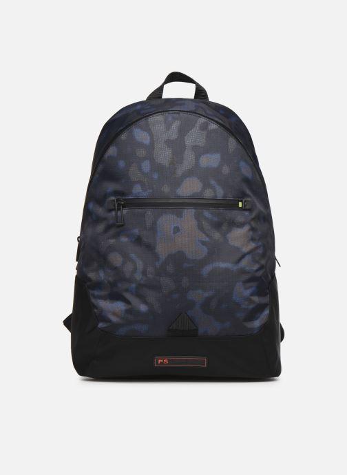 Sacs à dos PS Paul Smith Bag Backpack Heat Noir vue détail/paire