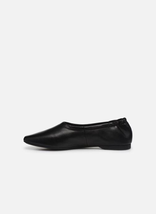 Bailarinas Vagabond Shoemakers MADDIE Negro vista de frente