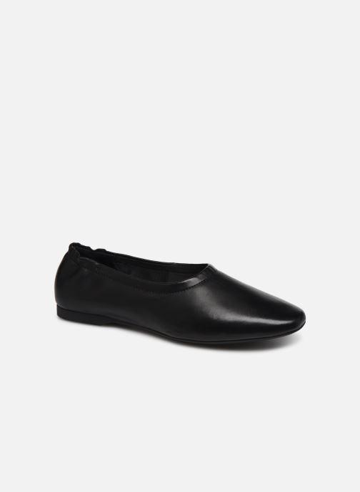 Ballerinaer Vagabond Shoemakers MADDIE Sort detaljeret billede af skoene