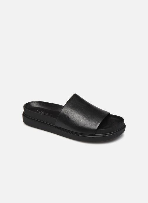 Zuecos Vagabond Shoemakers ERIN 4932-001 Negro vista de detalle / par