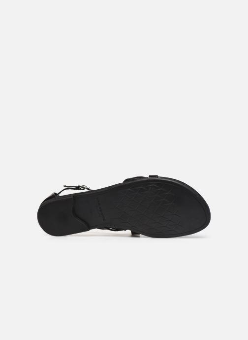 Sandalias Vagabond Shoemakers TIA 4931-083 Negro vista de arriba