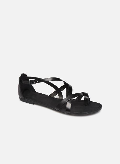Sandalias Vagabond Shoemakers TIA 4931-083 Negro vista de detalle / par