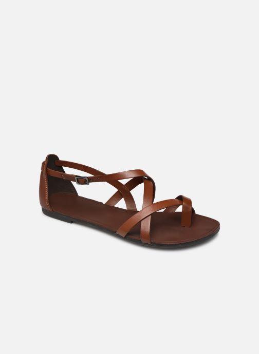 Sandalias Vagabond Shoemakers TIA 4931-083 Marrón vista de detalle / par