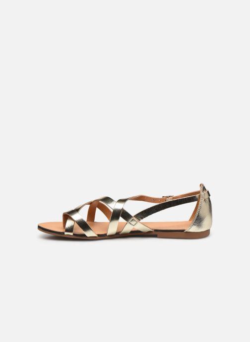 Sandalen Vagabond Shoemakers TIA 4931-083 gold/bronze ansicht von vorne