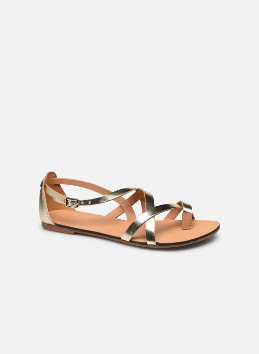 Sandalen Vagabond Shoemakers TIA 4931-083 gold/bronze detaillierte ansicht/modell